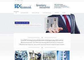 Strona DRX