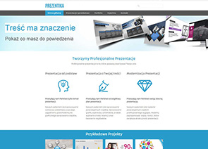 Strona Prezentika